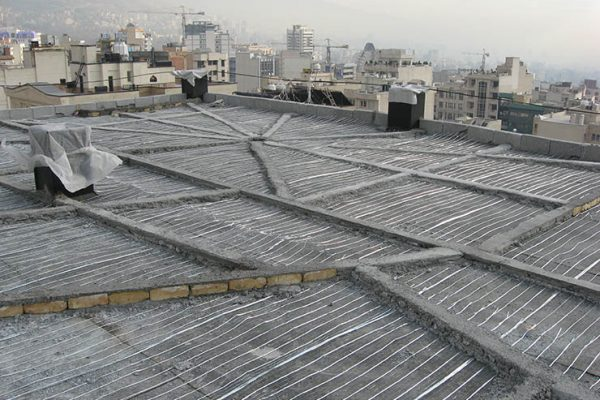 korombandie bam 600x400 شیب بندی ساختمان