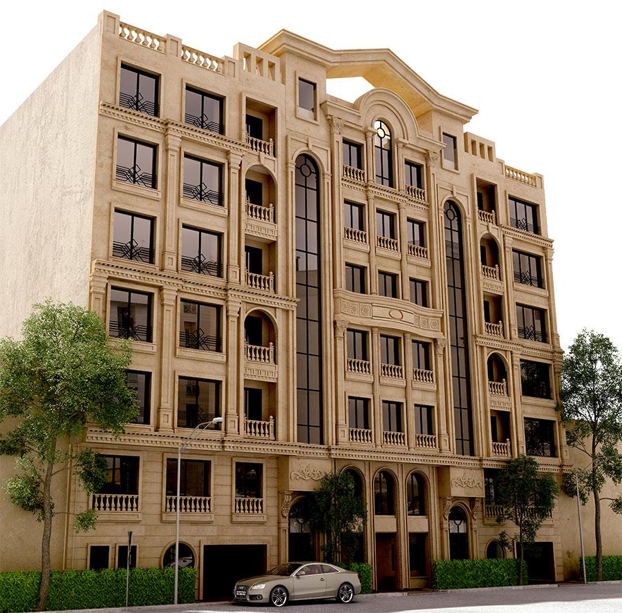 ساختمان سازی انواع ساختمان از نظر سازه و باربری
