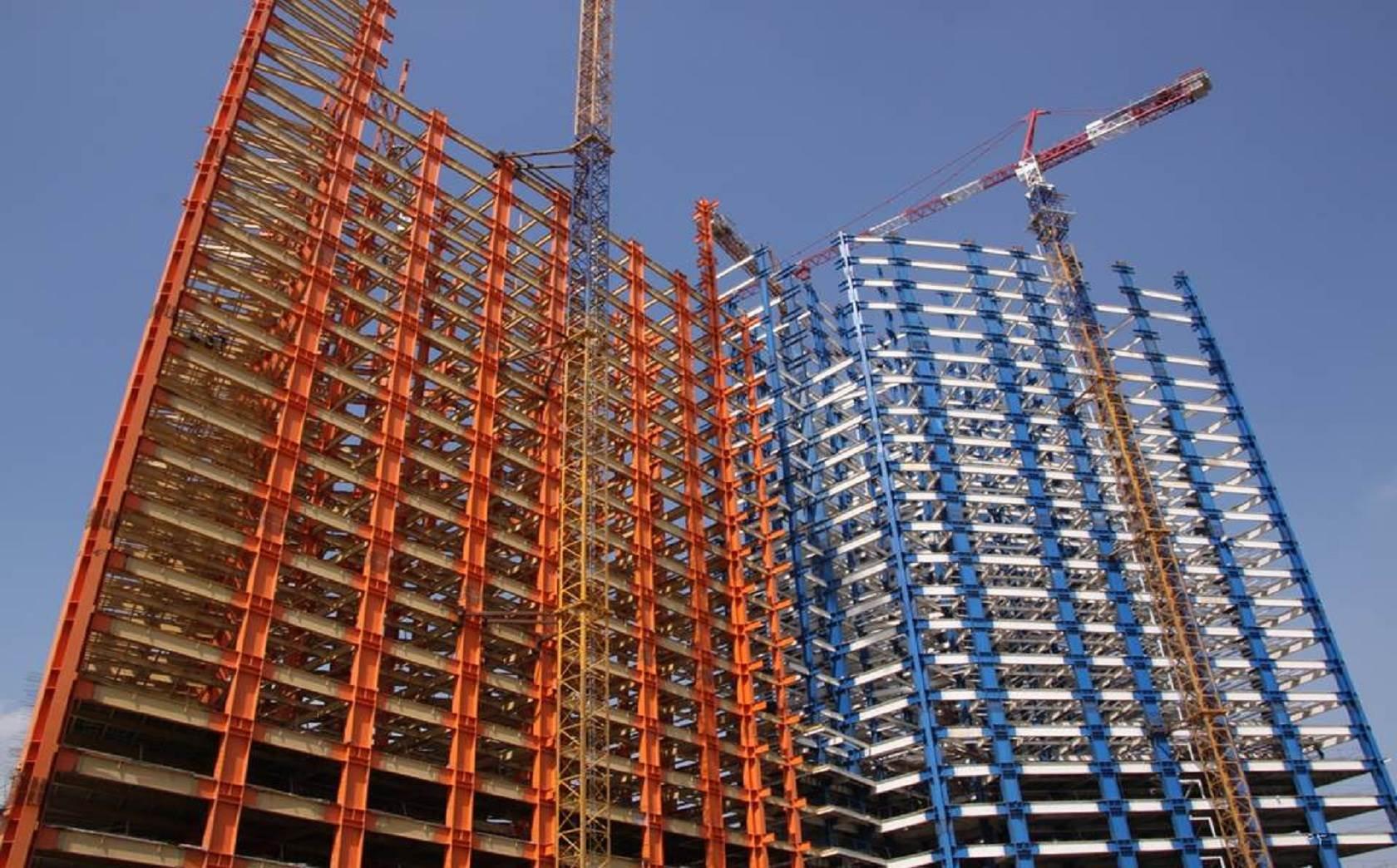 ساختمان bampooke.ir  انواع ساختمان از نظر سازه و باربری