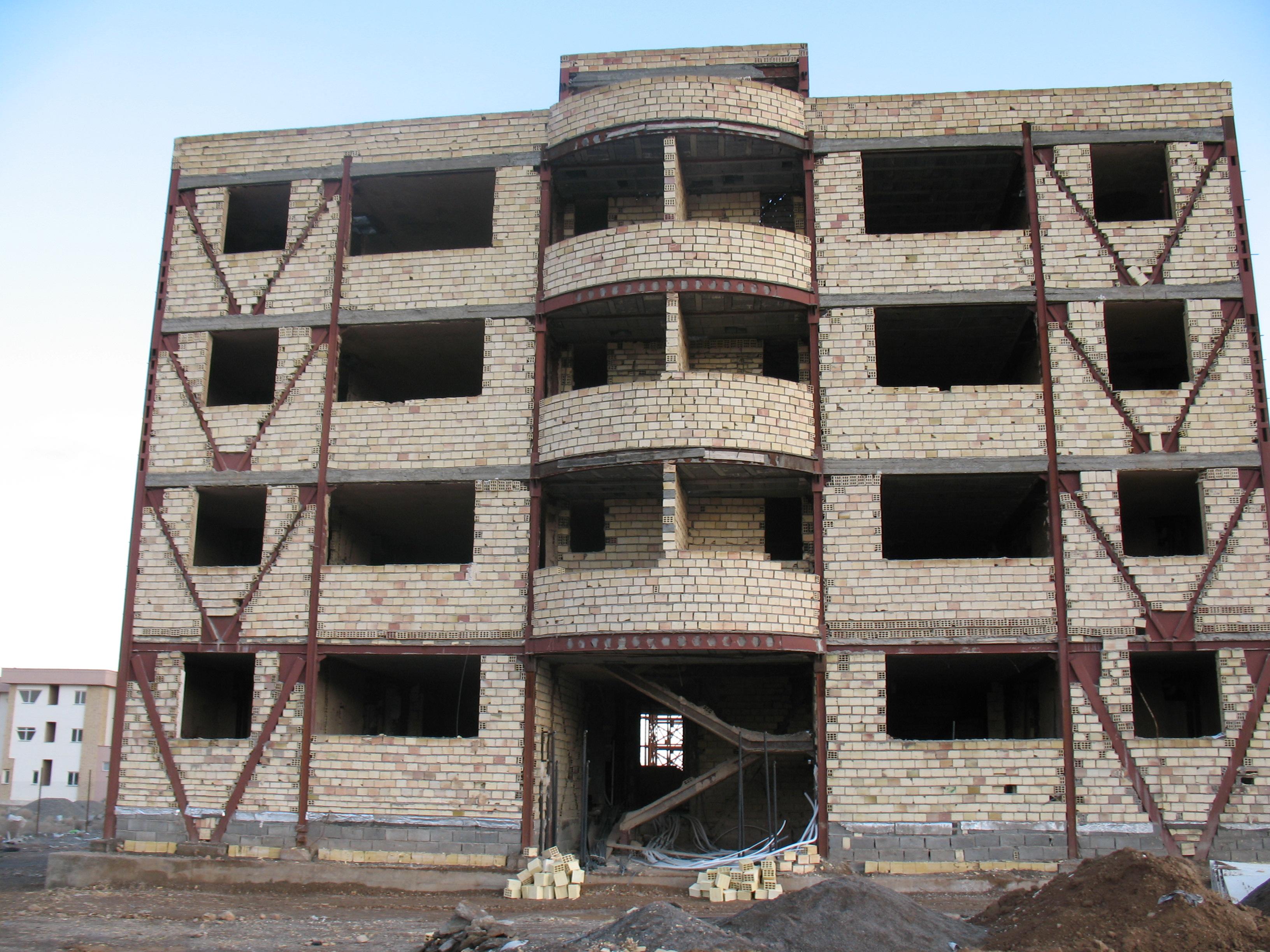 bampooke.ir ساختمان مراحل ساخت ساختمان