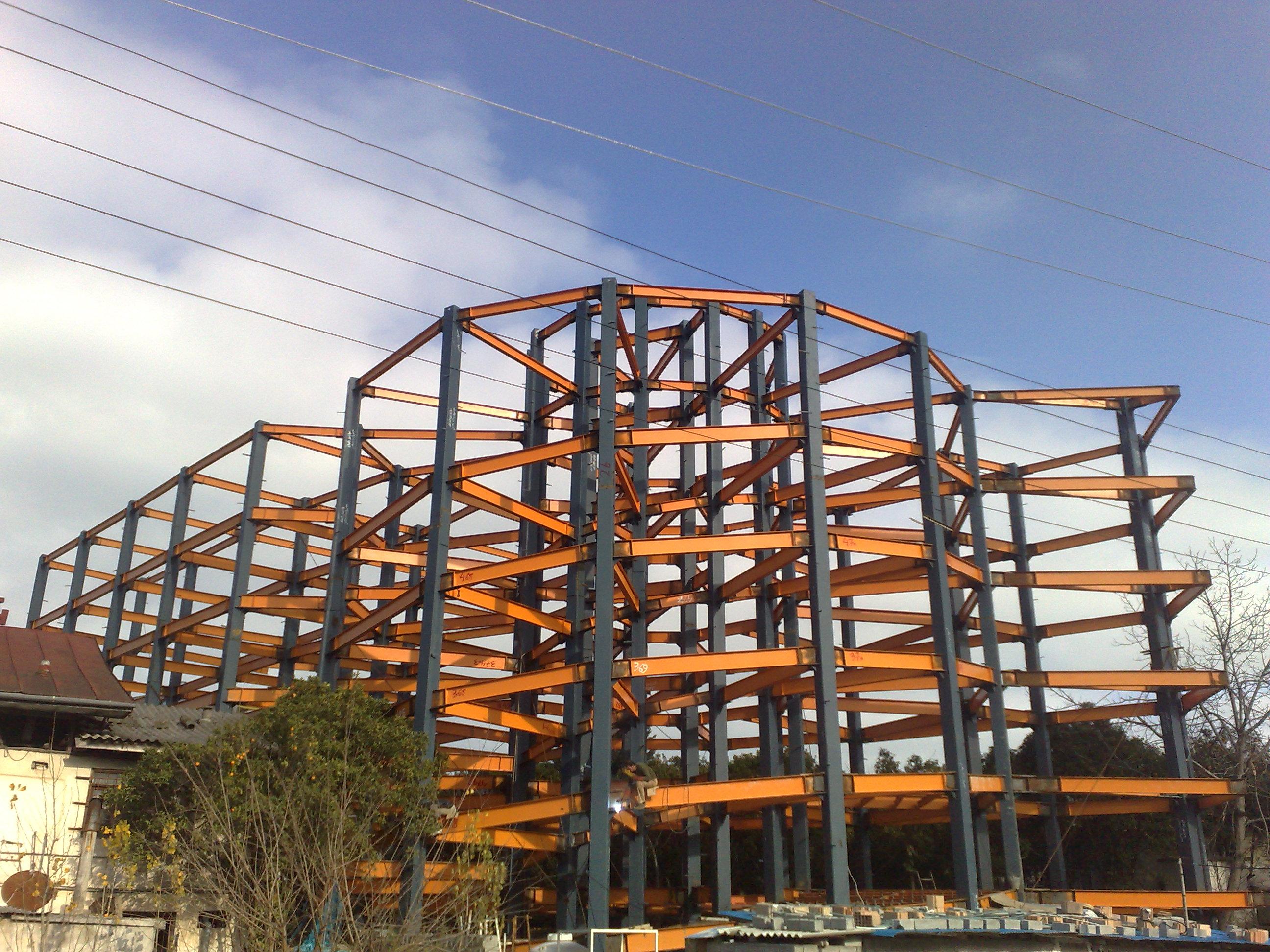 sakhteman2 بهترین نوع سازه در ساختمان سازی