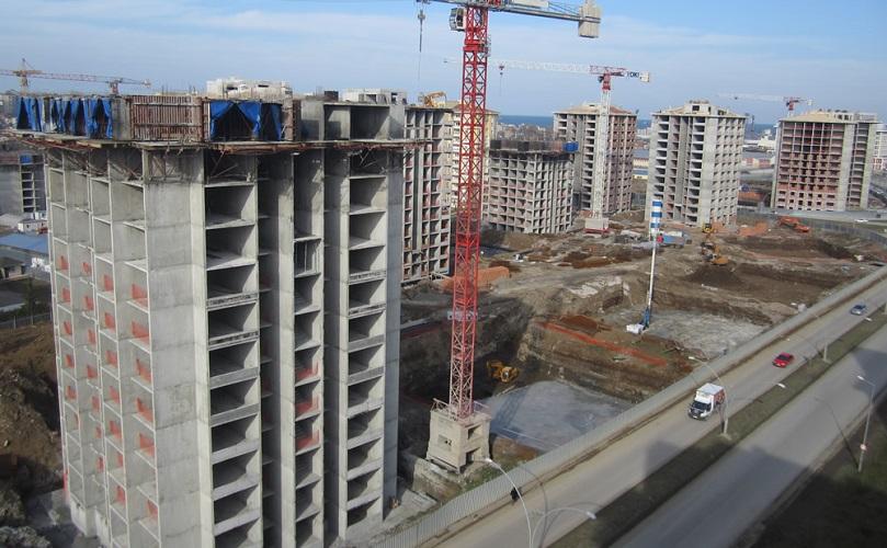 سازه های بتنی بهترین نوع سازه در ساختمان سازی