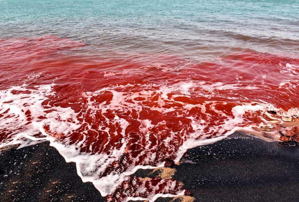 جزیره هرمز 1030x699 بهشت زمین شناسی جهان