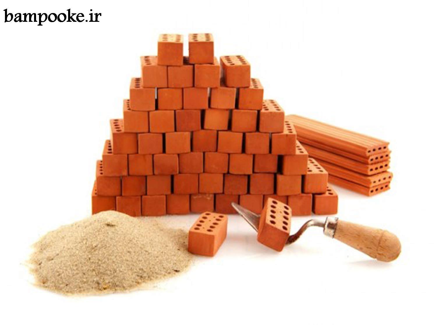 3 انواع مصالح ساختمانی