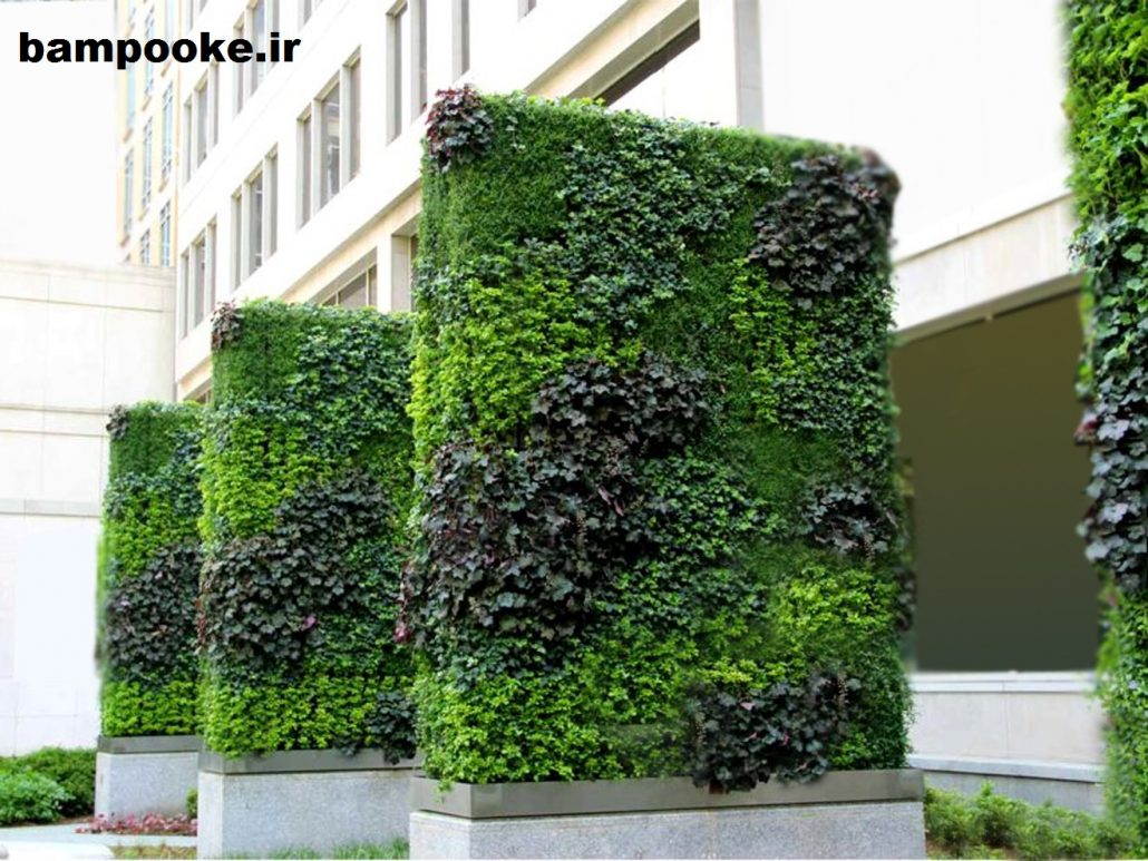 Vertical green wall 1030x773 دیوار سبز