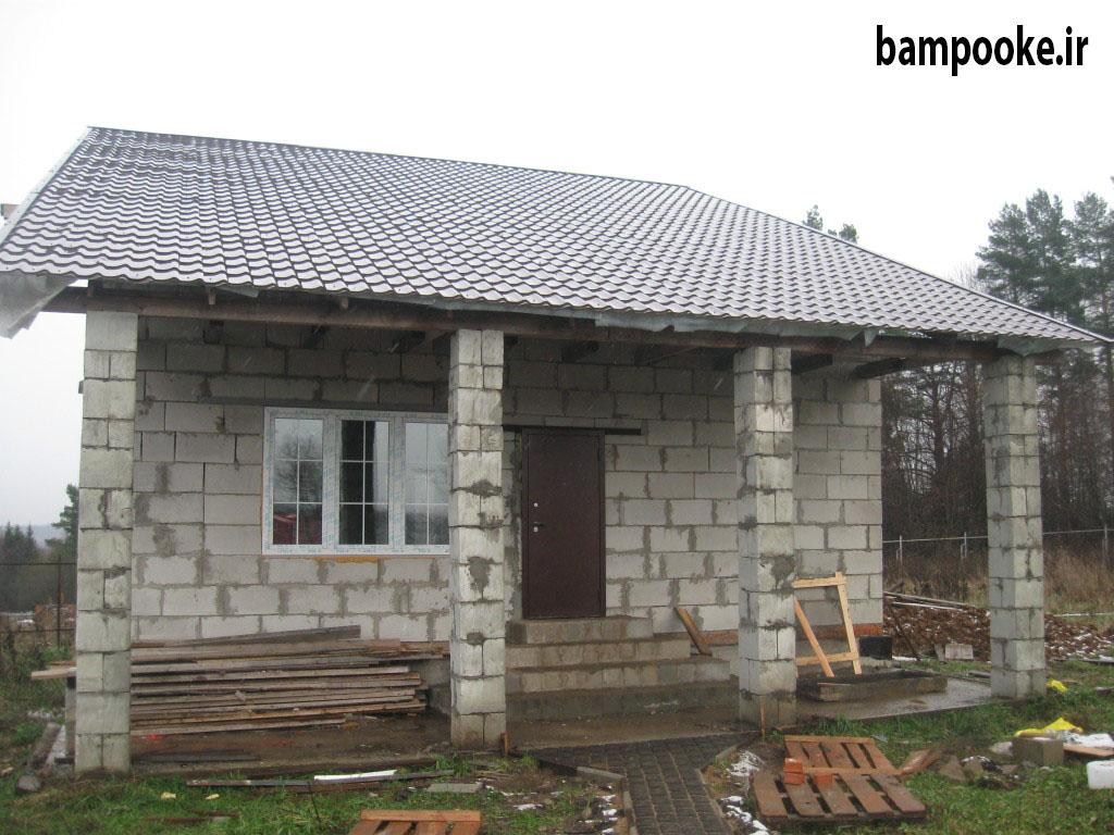 home ساخت بلوک سیمانی با پوکه معدنی