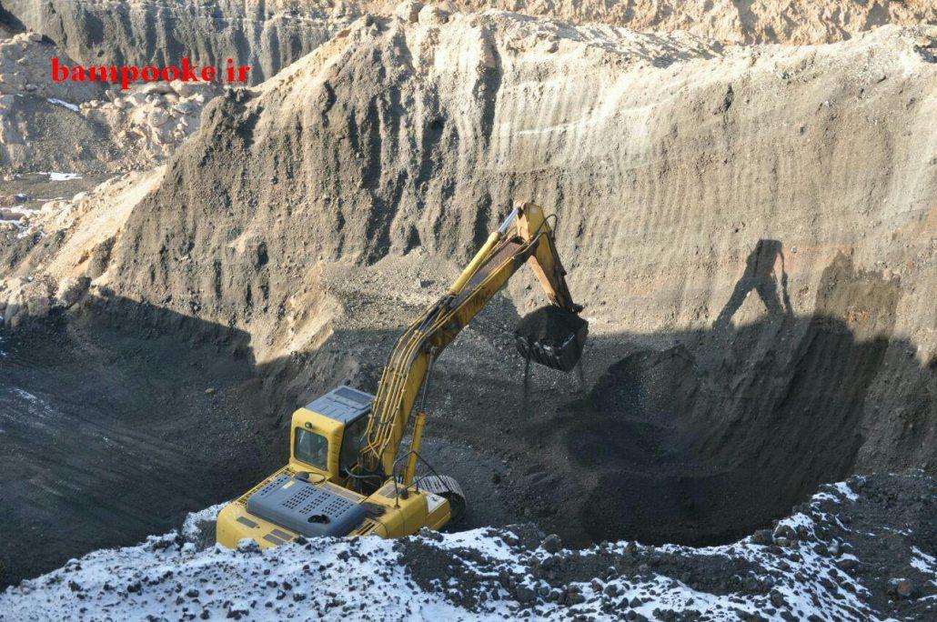 1 4 1030x684 استخراج پوکه معدنی